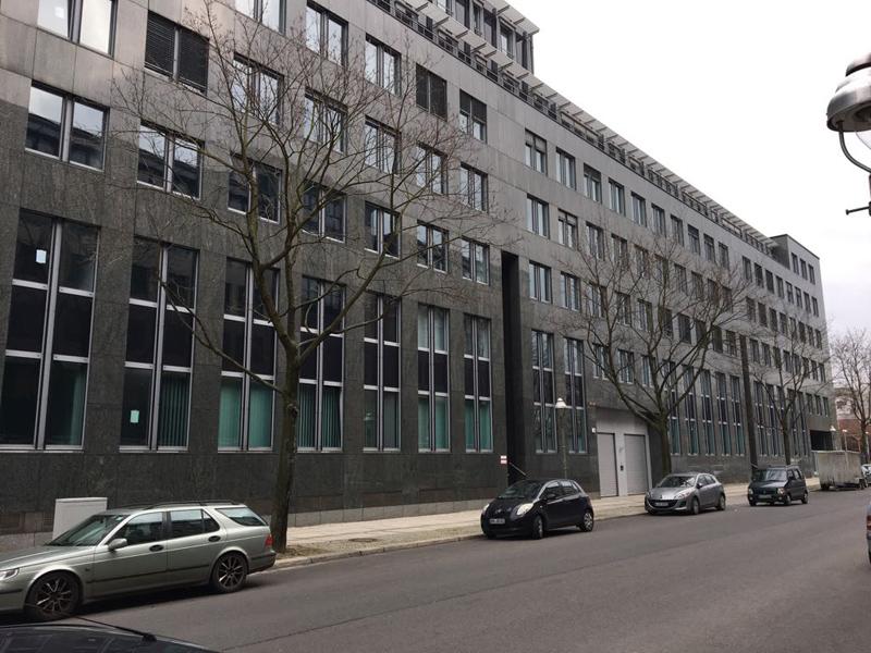Bürokomplex Berlin Charlottenburg